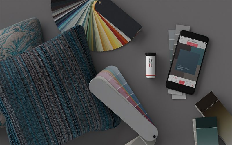ColorReader Interior Design