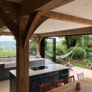 kitchen bifolds