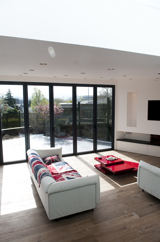 Why Bifold Doors Are A Good Option For Your Home Tidylife