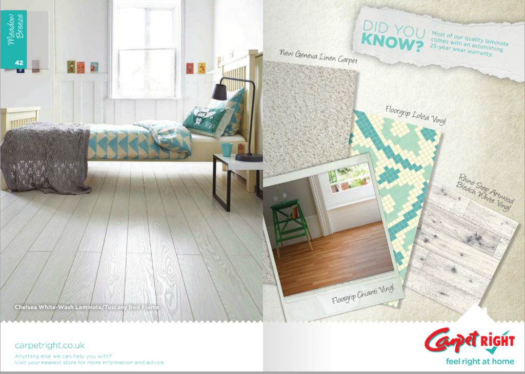 carpetright lookbook