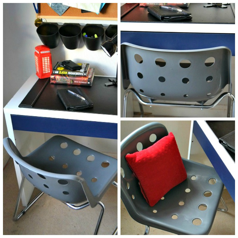 chair collage