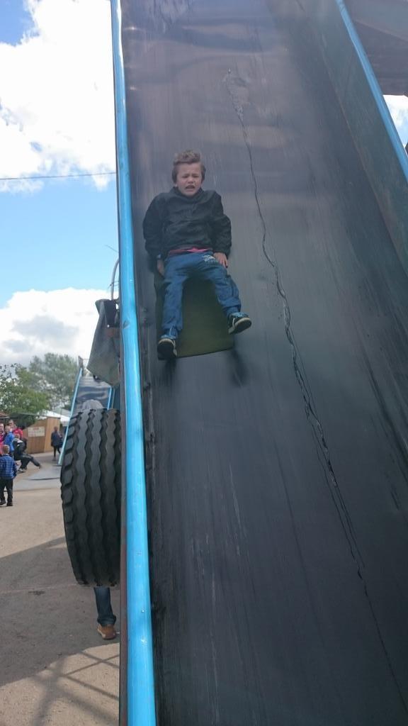 crocky slide
