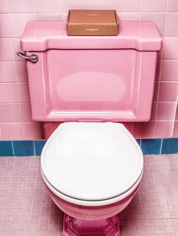 Public loo hygiene