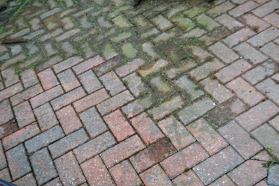 Karcher pressure washer results