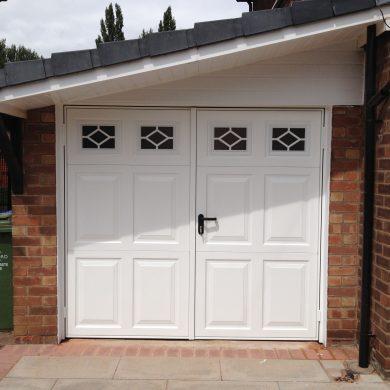 cbl garage doors stockport