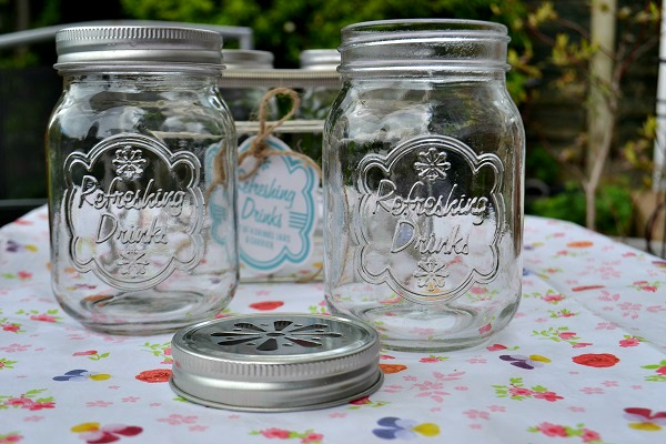 Mollie & Fred jars
