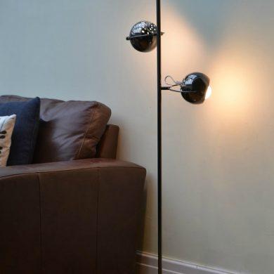 'Arco' Style Retro floor lamp