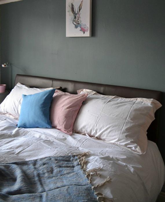 Pantone inspired bedding