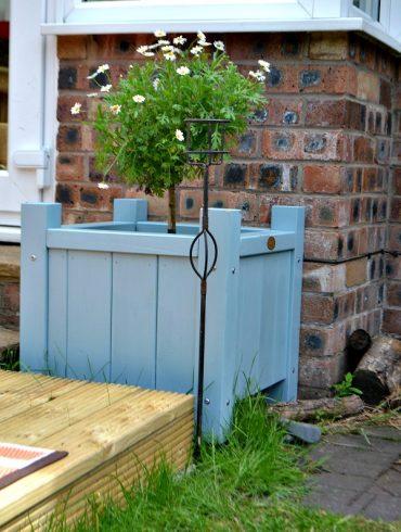 Quality patio planter