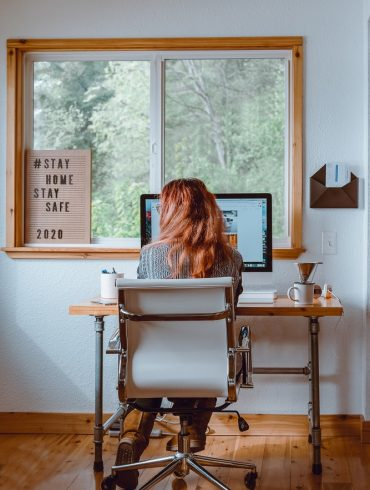 Working from home Covid-19